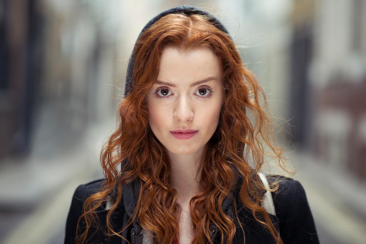 Street Portraits - Hannah