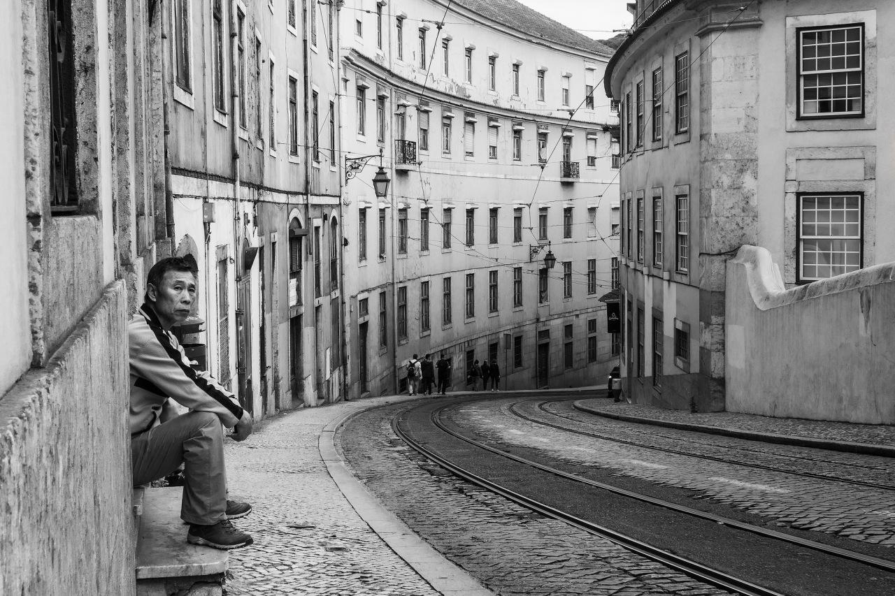 Street Photography Lisbon